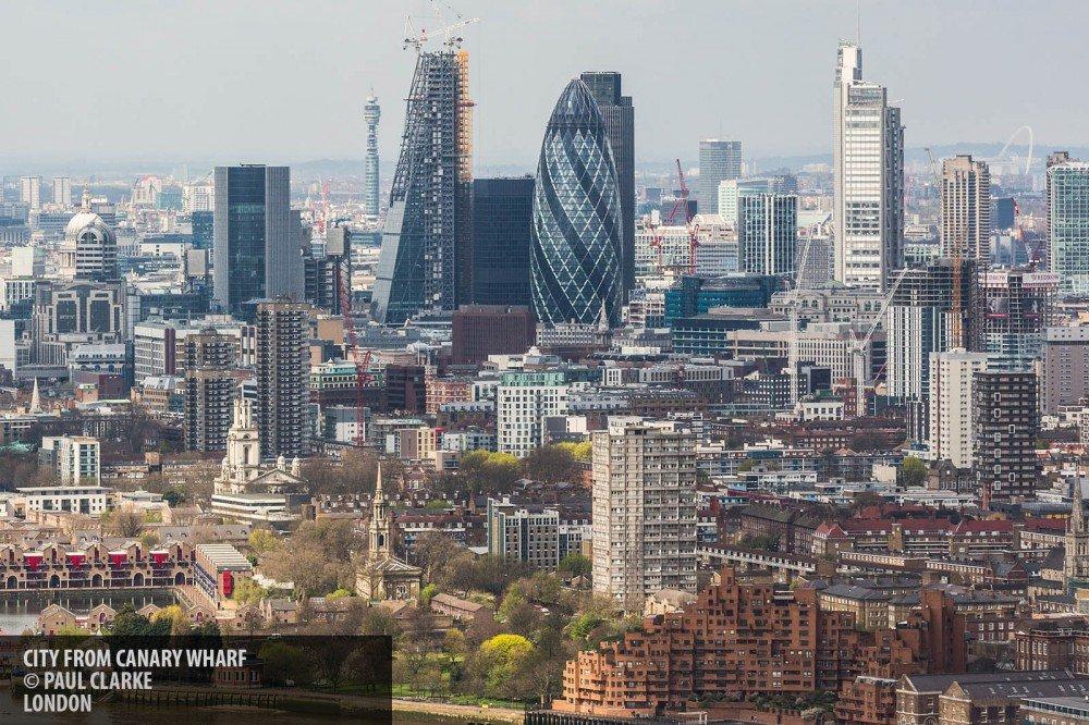 City of London copyright Paul Clarke