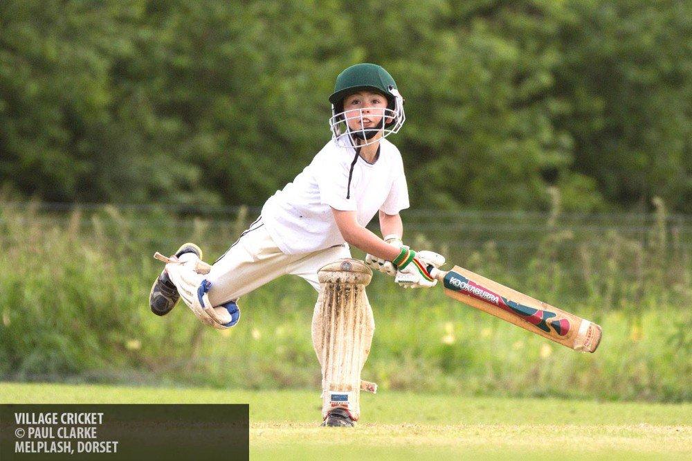 Cricket copyright Paul Clarke