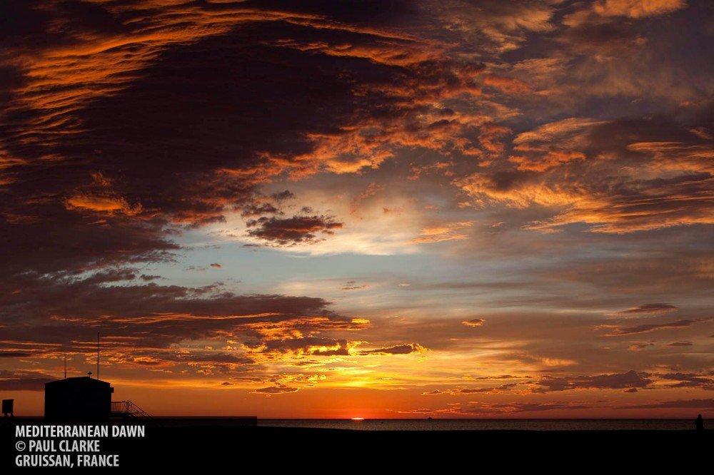 Dawn copyright Paul Clarke
