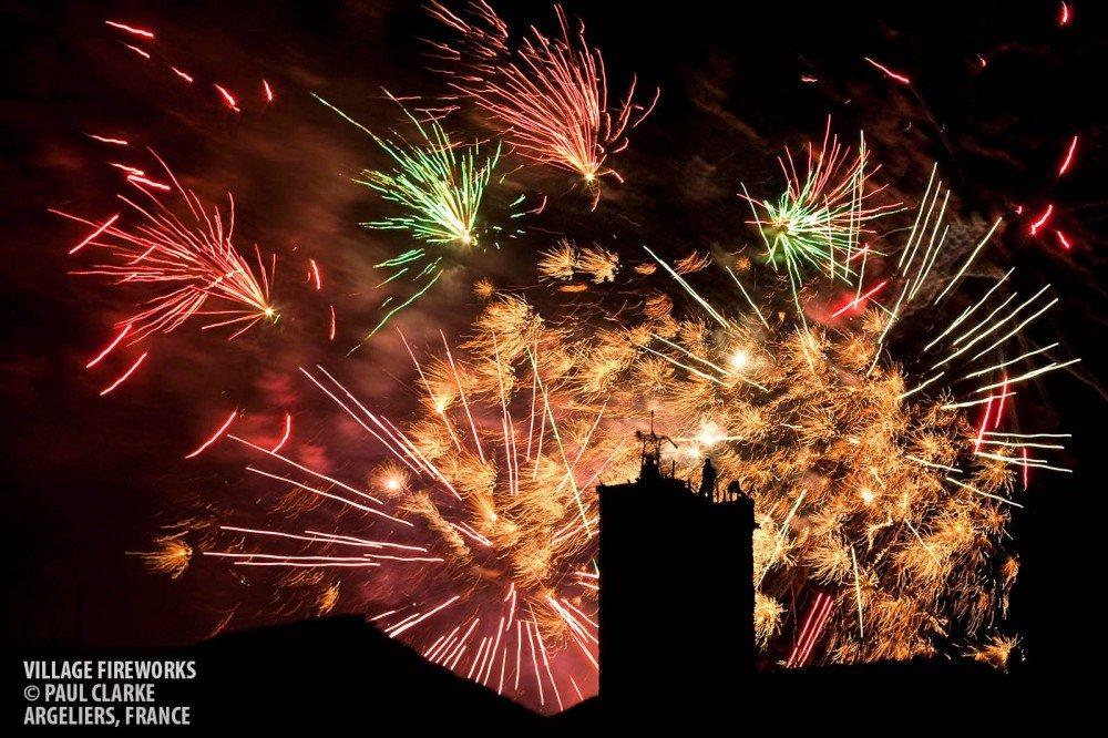 Fireworks copyright Paul Clarke