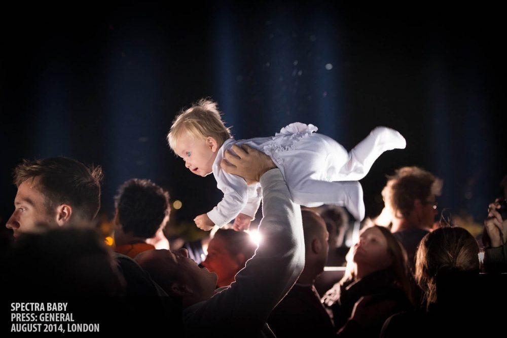 Spectra Baby copyright Paul Clarke