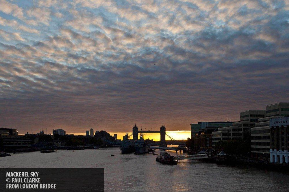 Tower sunrise copyright Paul Clarke