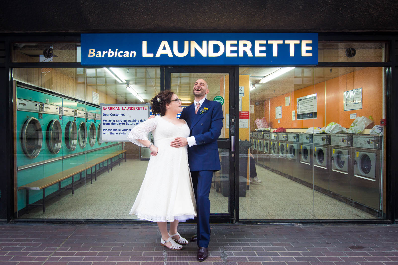 18 june launderette