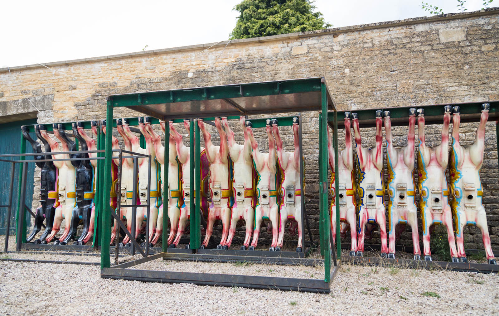27 august meat rack