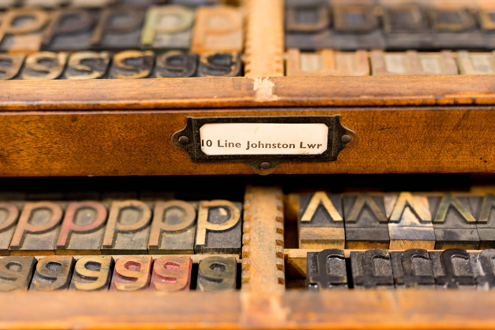 11 Johnston Type